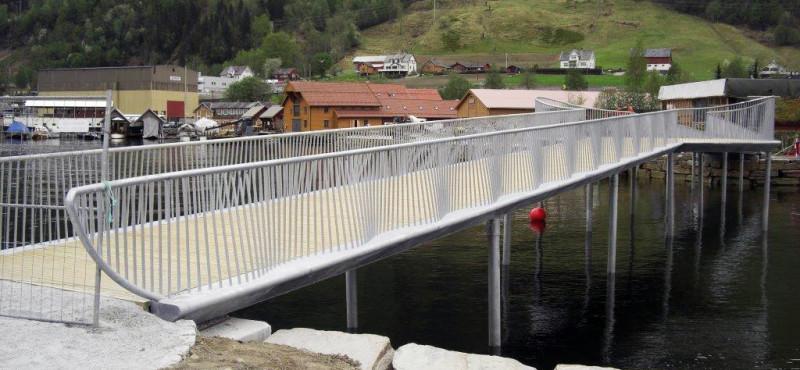 Gangbru Norheimsund